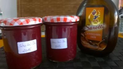 Rezept: Scho-Ki-Ba Marmelade