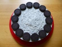 Oreo-Torte - Rezept