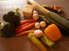 Gemüse-Schinken-Auflauf - Rezept