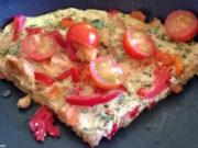 Knödel-Tortilla - Rezept