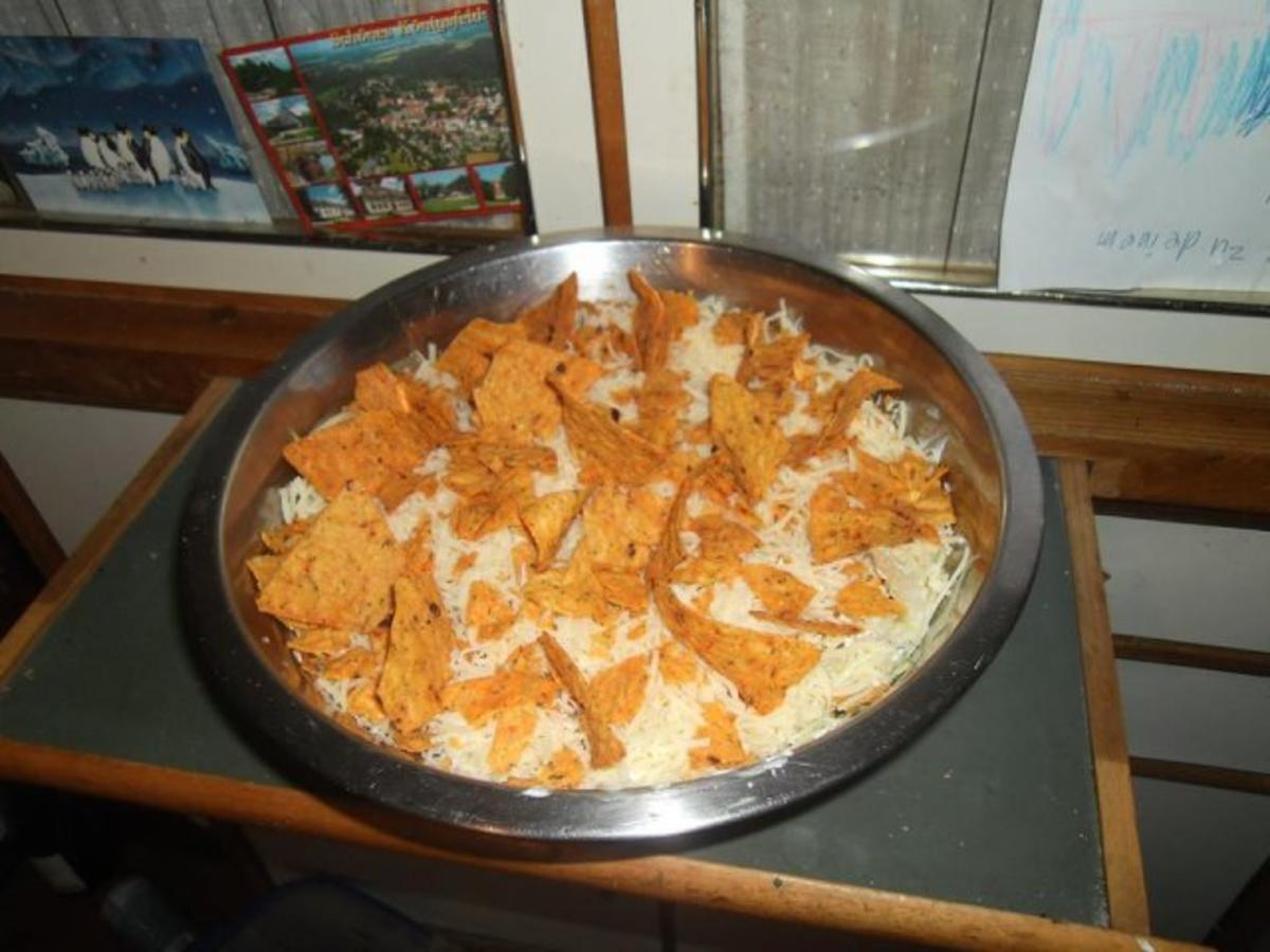 Rezept salat nachos