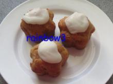 Backen: Möhren-Muffins - Rezept