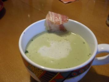 Bärlauchsüppchen - Rezept
