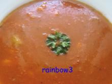 Kochen: Cremige Geflügel-Paprika-Suppe - Rezept
