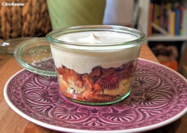 Rhabarber-Whisky-Dessert - Rezept - Bild Nr. 10