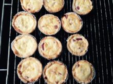 Mini-Quiches mit karamellisierten Zwiebeln und Ziegenkäse - Rezept - Bild Nr. 10