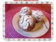 Muffins: Beerenmuffins - Rezept