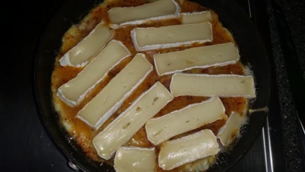 Pfannengerichte: Eieromlett bekanntschaft mit Camembert - Rezept - Bild Nr. 12