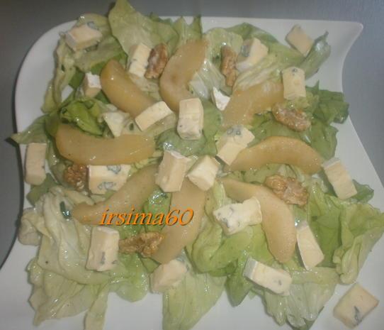 Grüner Salat mit Balsamico Birnen - Rezept - Bild Nr. 69