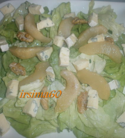Grüner Salat mit Balsamico Birnen - Rezept - Bild Nr. 70