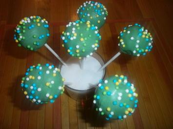 Rezept: Cake Pops die Kuchen am Stiel! 3