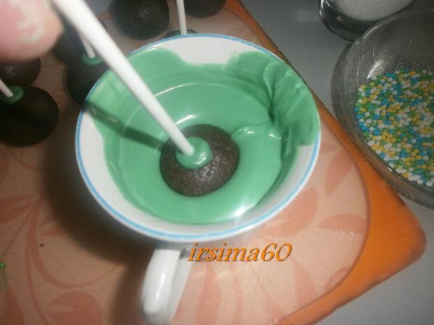 Cake Pops die Kuchen am Stiel! 3 - Rezept - Bild Nr. 75