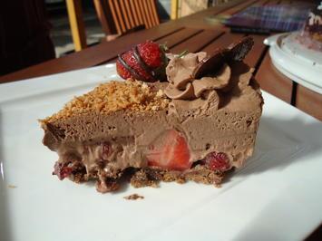 Erdbeer Schoko Sahne Torte - Rezept - Bild Nr. 41