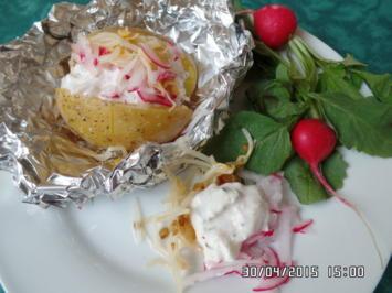 Ofenkartoffeln mit Quark - Rezept - Bild Nr. 68
