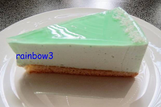 Grune Joghurt Quark Torte Rezept Mit Bild Kochbar De