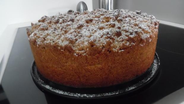 Blitz-Apfelkuchen aus Streuselteig - Rezept - Bild Nr. 76