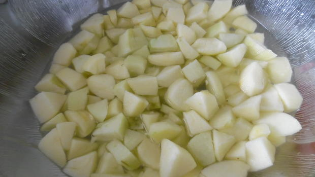 Blitz-Apfelkuchen aus Streuselteig - Rezept - Bild Nr. 83
