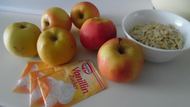 Blitz-Apfelkuchen aus Streuselteig - Rezept - Bild Nr. 86