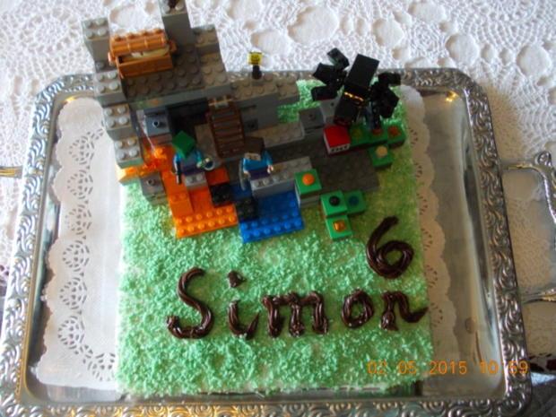 Kinder -Geburtstags Kuchen - Rezept - Bild Nr. 75