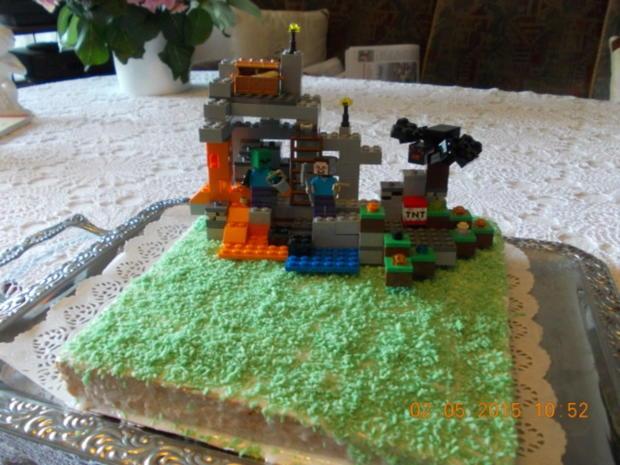 Kinder -Geburtstags Kuchen - Rezept - Bild Nr. 76