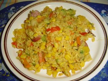 Gemischte Reispfanne - Rezept - Bild Nr. 75