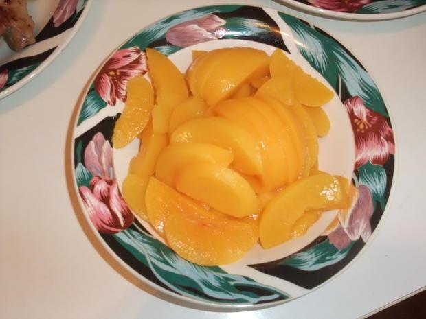 Überbackenes Pfirsichschnitzel mit Champignons - Rezept - Bild Nr. 87