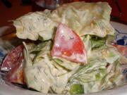 Salat mit Senf-Dill-Sauce - Rezept - Bild Nr. 82