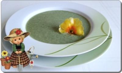 Cremige Bärlauch -Mangold-Suppe - Rezept - Bild Nr. 94
