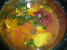 Mango + Rhabarber vereint auf dem Frühstückstisch. - Rezept - Bild Nr. 41