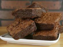 Zwei-Zutaten-Brownies - Rezept - Bild Nr. 48