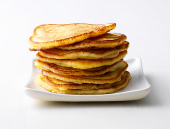 Rezept: Zwei-Zutaten-Pfannkuchen