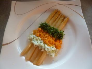 Rezept: Spargelsalat fränkische Art