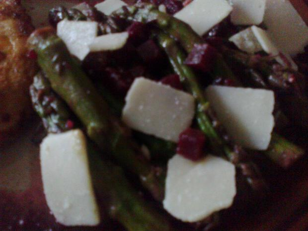 Spargelsalat rot grün - Rezept - Bild Nr. 53