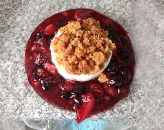 Vanille Cheesecake mit Beeren - Rezept - Bild Nr. 40
