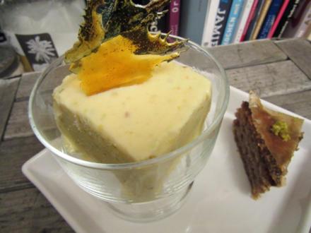 Pistazien-Mandel-Eis und Baklava - Rezept - Bild Nr. 35