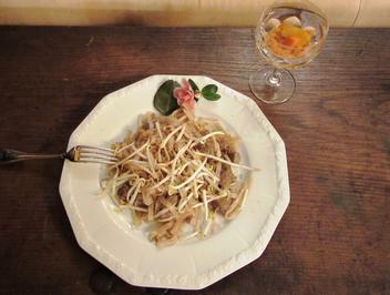 Rezept: Pad Thai und Thai-Salat