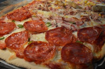 Grundrezept Pizzateig und Pizzasoße - Rezept - Bild Nr. 29