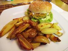 Kichererbsen Burger - Rezept - Bild Nr. 28