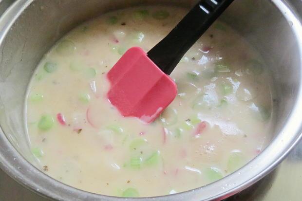 Kochen: Frühlings-Sauce zu Frikadellen - Rezept - Bild Nr. 28