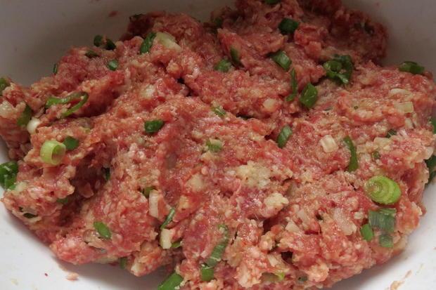 Kochen: Frühlings-Sauce zu Frikadellen - Rezept - Bild Nr. 29