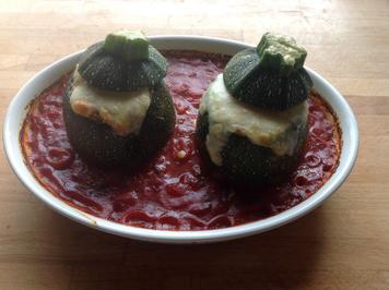 Couscous in Zucchini - Rezept - Bild Nr. 27