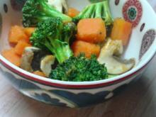 Süßkartoffel-Brokkoli-Wok - Rezept - Bild Nr. 23