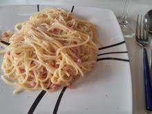 Spaghetti alla Carbonara - Rezept - Bild Nr. 17