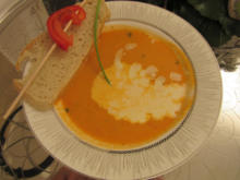Würzige Paprika-Tomaten-Suppe - Rezept - Bild Nr. 15