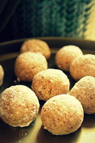 Amarettini; kleine italienische Mandel-Kekse; Plätzchen - Rezept - Bild Nr. 21