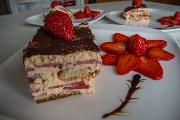 Dessert: Erdbeer-Tiramisu - Rezept - Bild Nr. 28