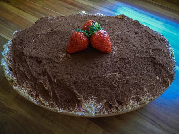 Dessert: Erdbeer-Tiramisu - Rezept - Bild Nr. 29