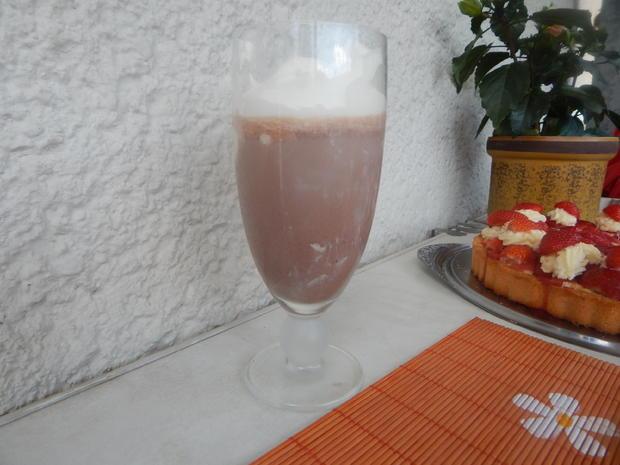 Getränk - Zweierlei Eisschokolade - Rezept - Bild Nr. 28