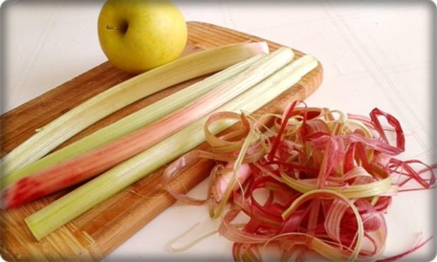 Rhabarber-Apfel-Mandel-Streuselkuchen - Rezept - Bild Nr. 39