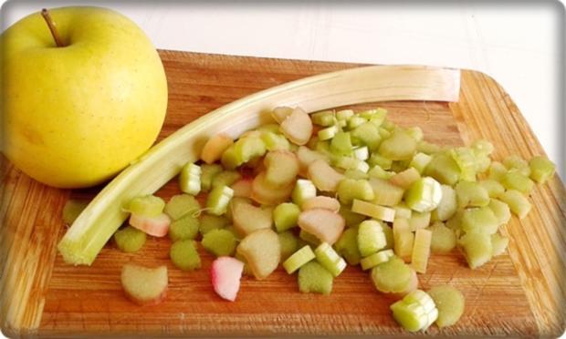Rhabarber-Apfel-Mandel-Streuselkuchen - Rezept - Bild Nr. 40